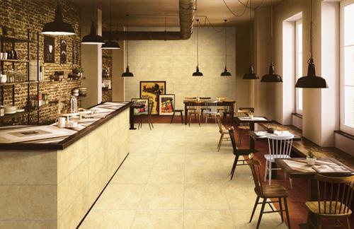 Ark Crema Floor & Wall Tiles