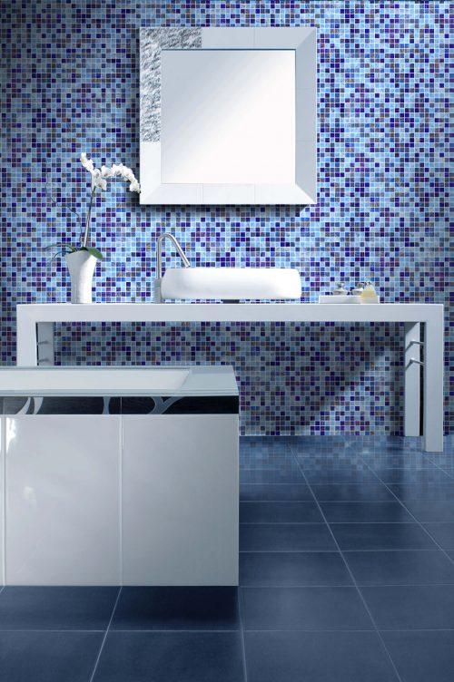 Atlantic Glass Wall Mosaics