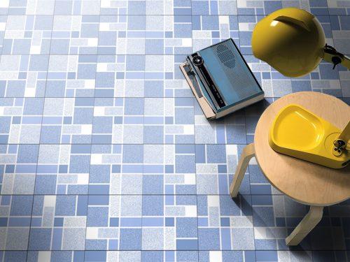 Maize Azul Floor & Wall Tiles