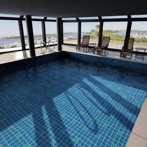 Rima Aqua Grande Pool Mosaics