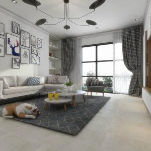 Ruvido Avorio Floor & Wall Tiles