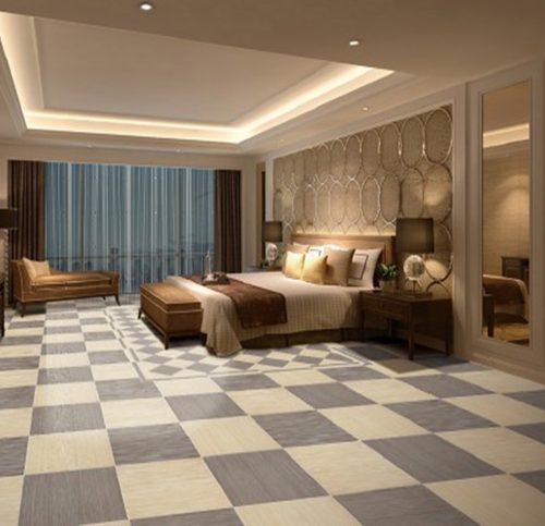 Tejido Beig Floor & Wall Tiles