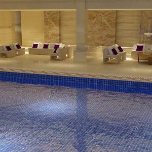 Velez Azul Pool Mosaics