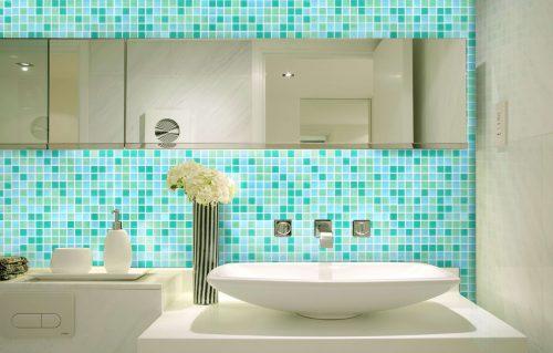 Katharine Glass Wall Mosaics