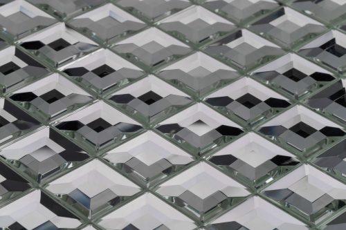 Fenice Base Mirror Wall Mosaics