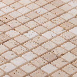 Mattina Beige Wall Mosaics