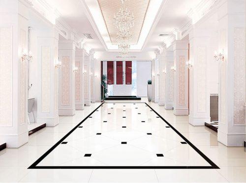 Nano Tech Supreme White Floor & Wall Tiles
